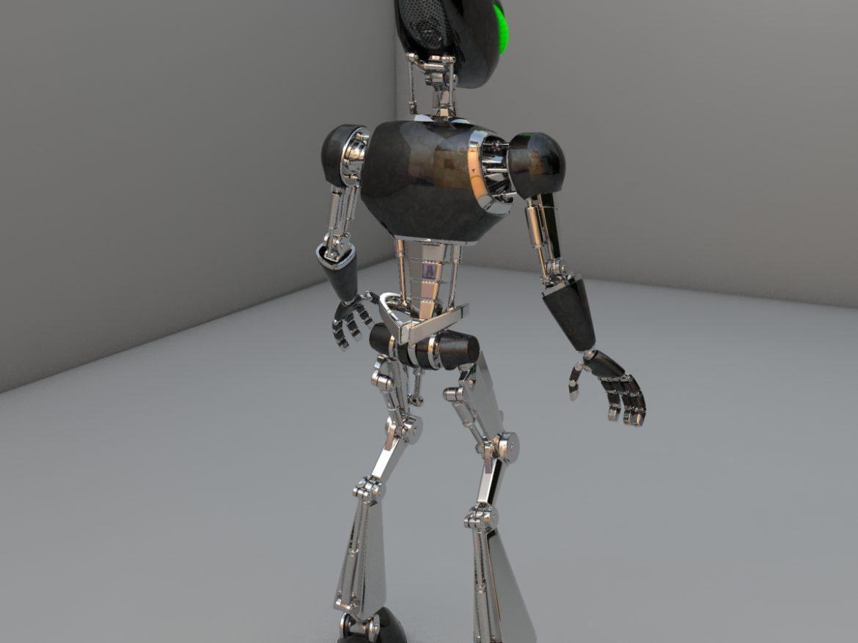 CPKB Robot Rigged ( 459.64KB jpg by Nemo1897 )