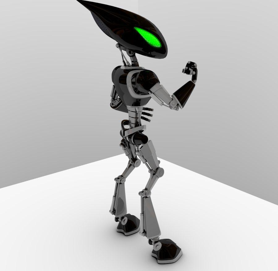 CPKB Robot Rigged ( 140.76KB jpg by Nemo1897 )
