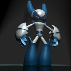 RobotBoy Cartoon Robot Character ( 210.96KB jpg by supercigale )