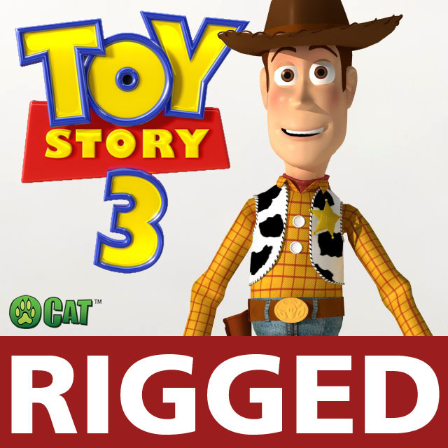 Woody rigged ( 109.17KB jpg by graveline )