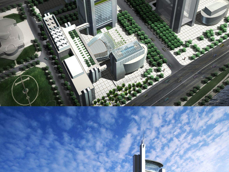 3d building 023 ( 4387.67KB jpg by kanhtart )