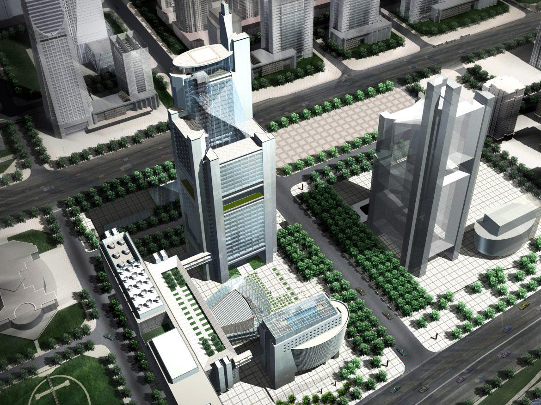 3d building 023 ( 2614.33KB jpg by kanhtart )