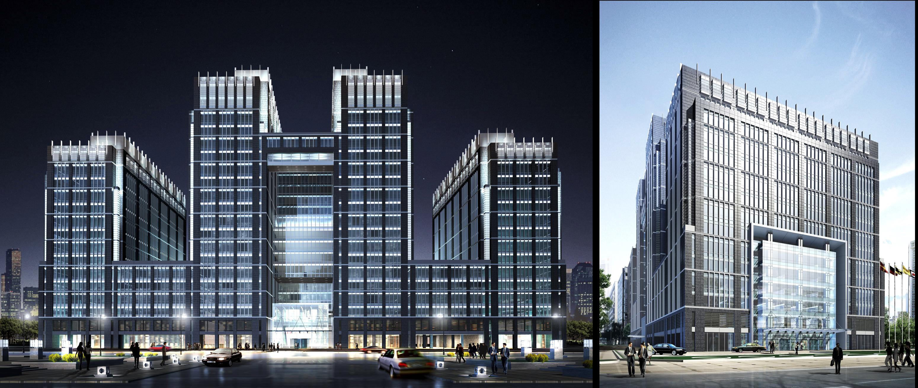 3d building 043 3d model buy 3d building 043 3d model for Construction 3d