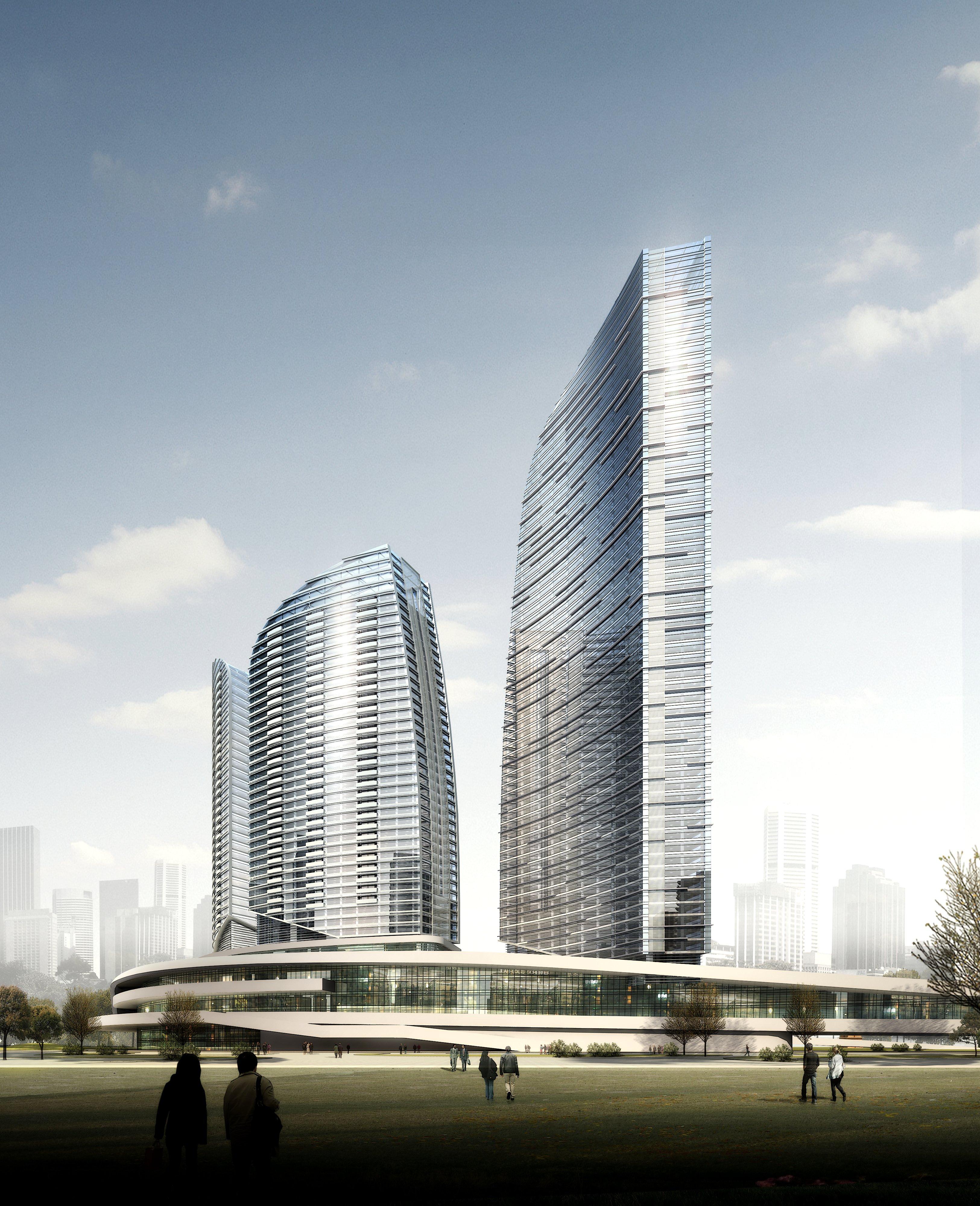 3d building 821 3d model city realistic max psd ar vr for 3d max building