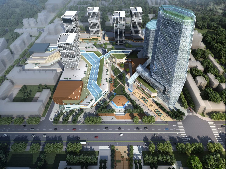 3D Building  Cityscape 114 ( 9508.78KB jpg by kanhtart )