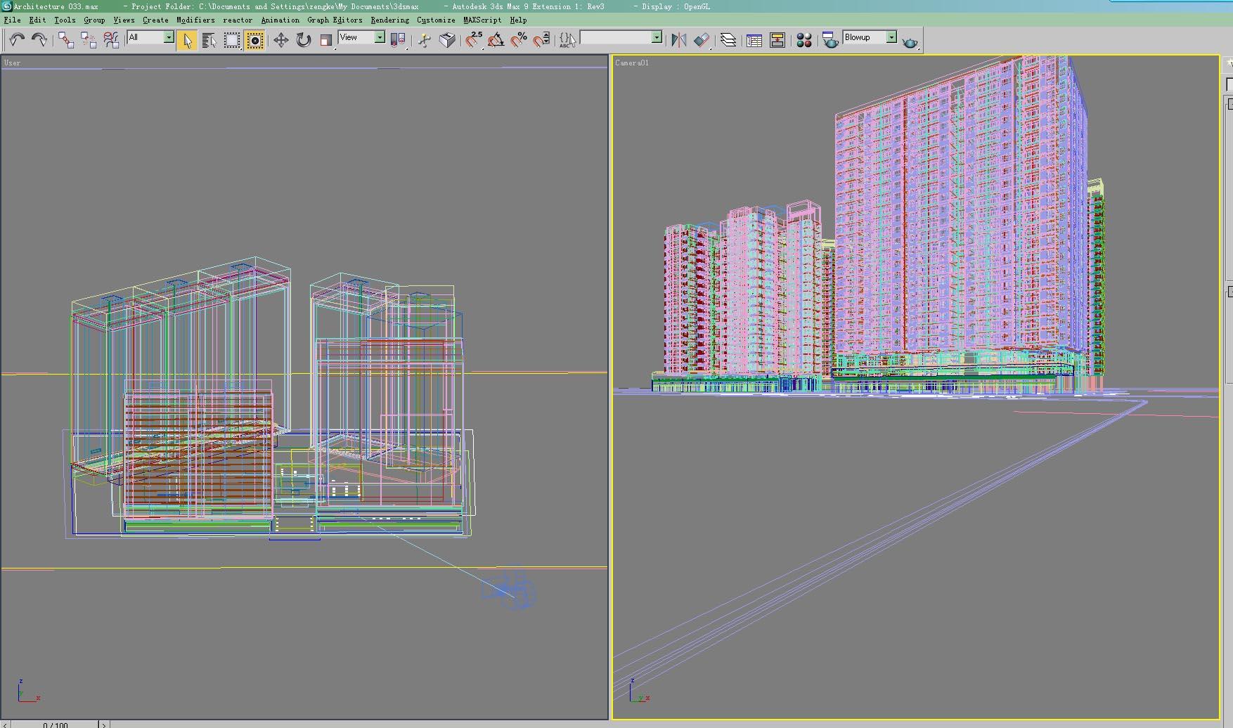 architecture 033 3d model 3ds max 141691