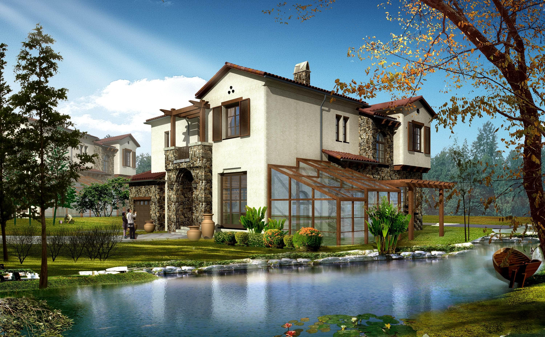 architecture 037 3d model max psd 141700