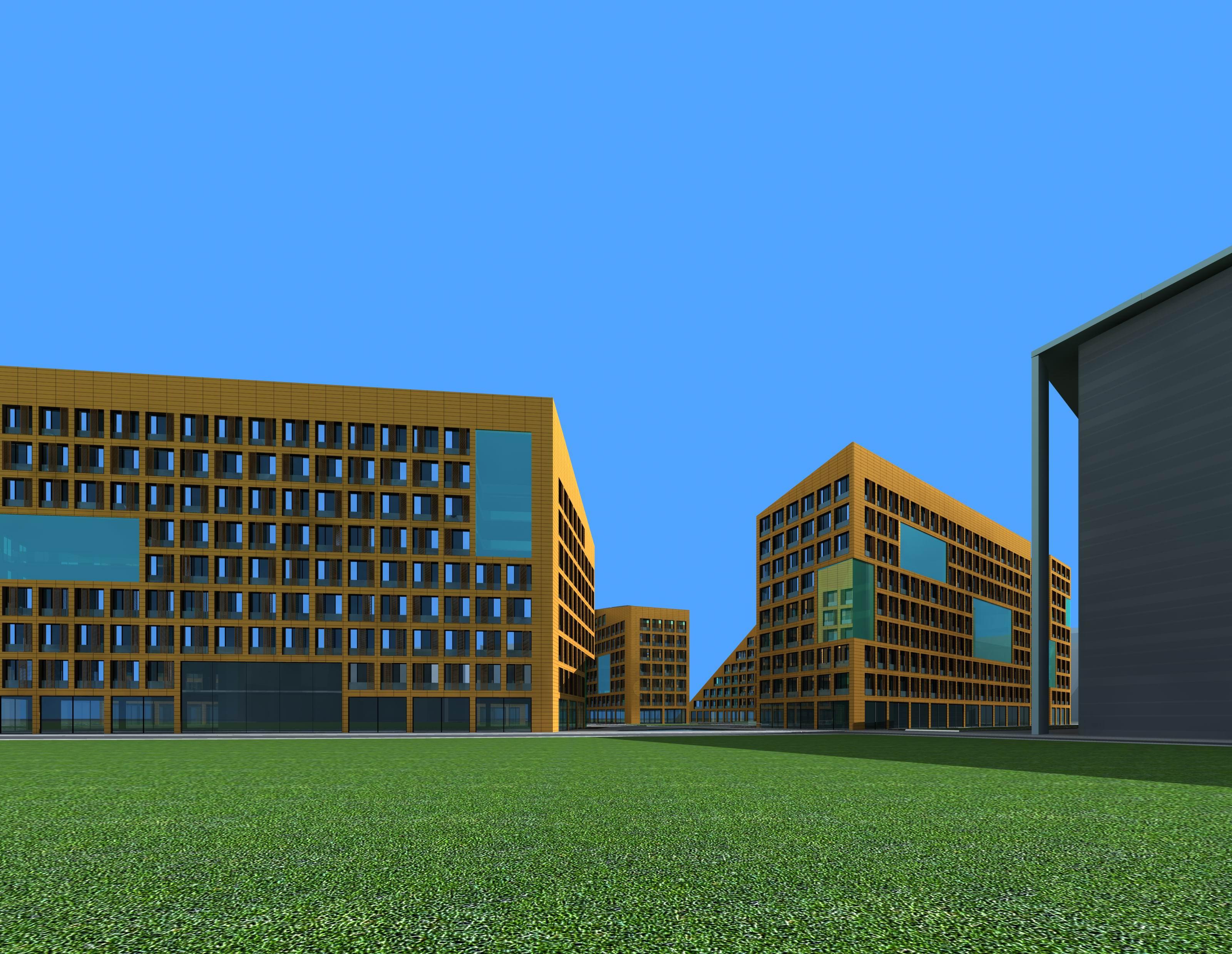 architecture 039 3d model max 141703