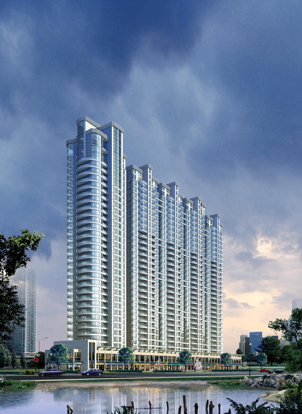 architecture 065 3d model max psd 142227