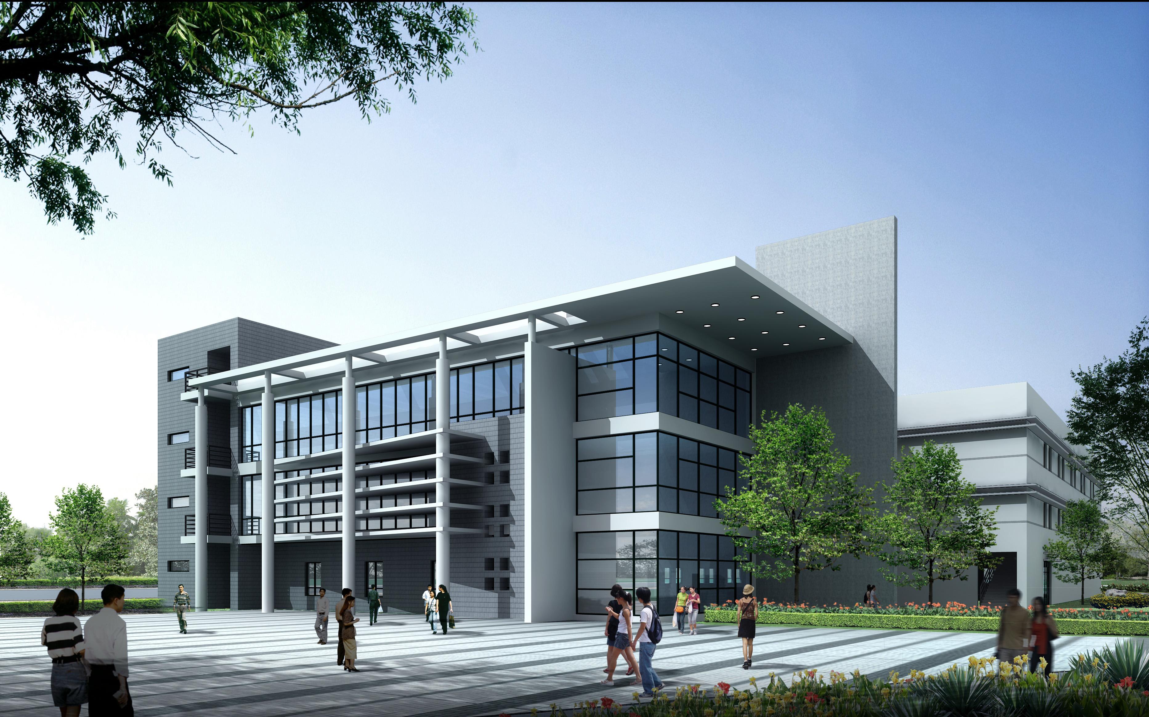 Exterior: Architecture 133 3D Model
