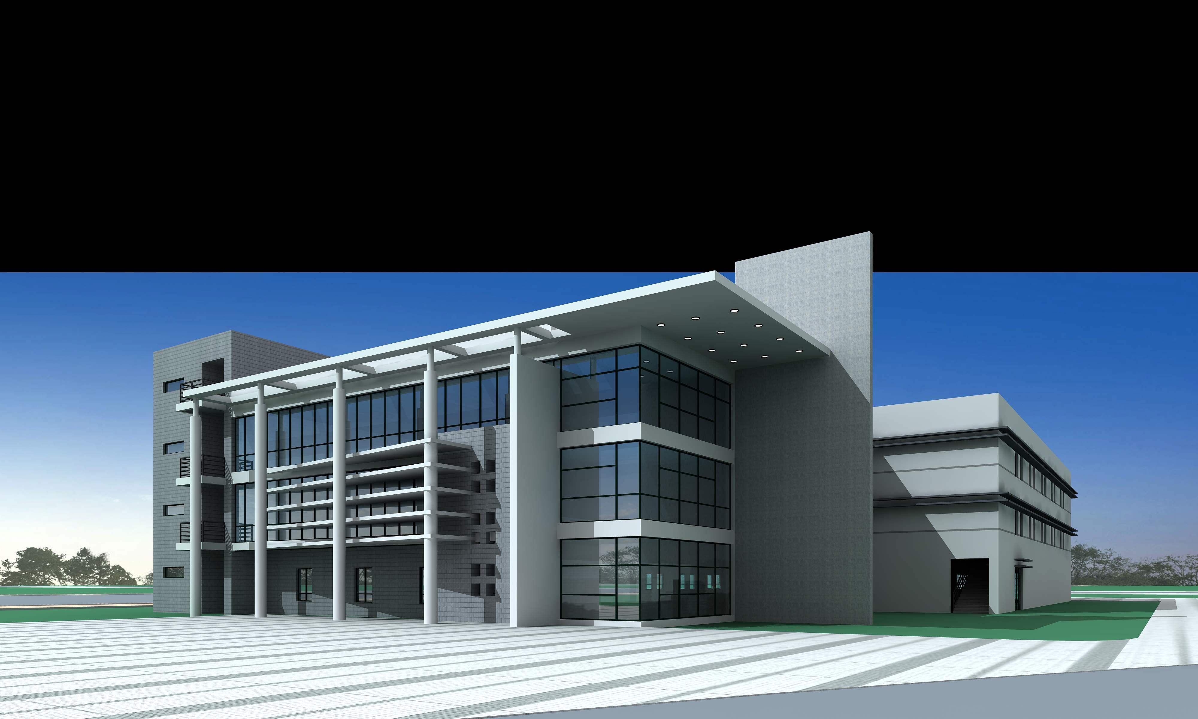 architecture 133 3d model 3ds max 142728
