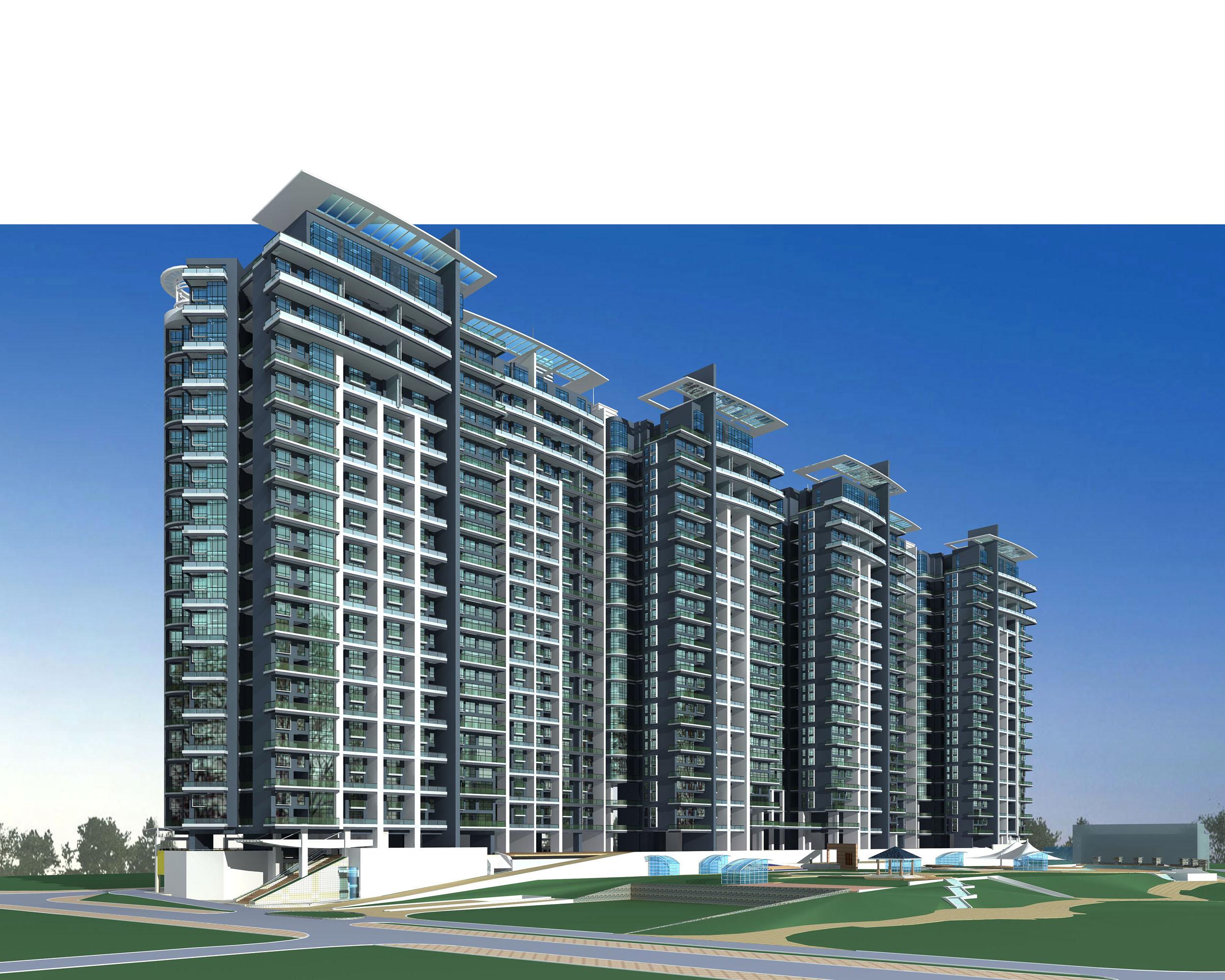 arhitektūra 261 3d modelis 3ds max 143960