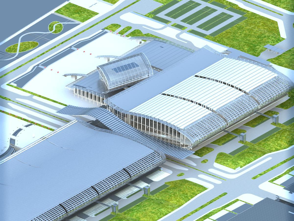 arkitektúr 405 3d líkan hámark 144763