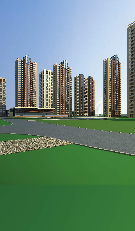 architecture 655 3d model max 146658