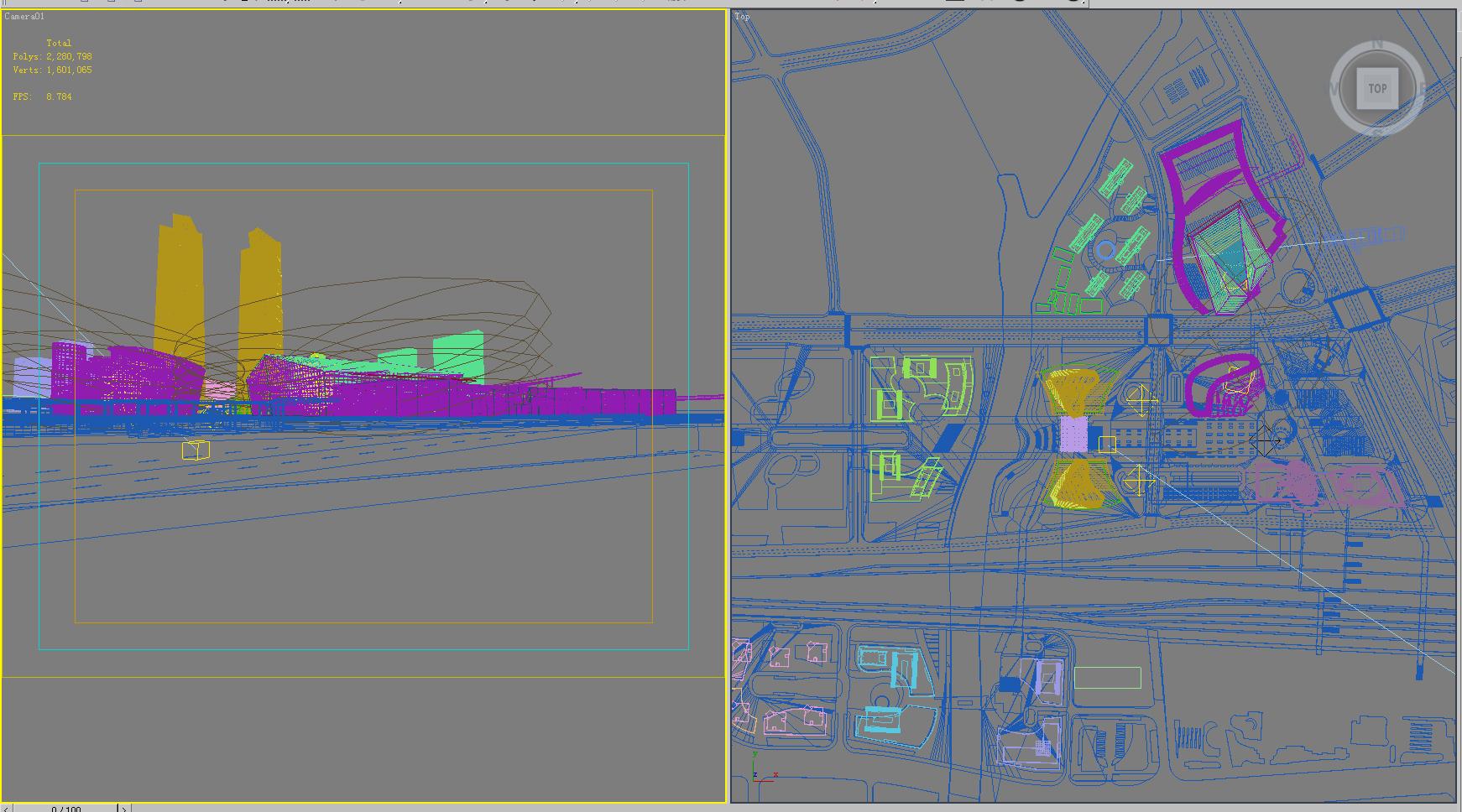 architecture 657 3d model 3ds max 146666