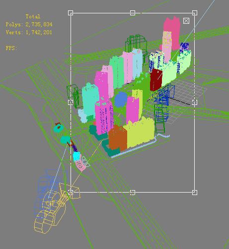 architecture 658 3d model 3ds max 146668