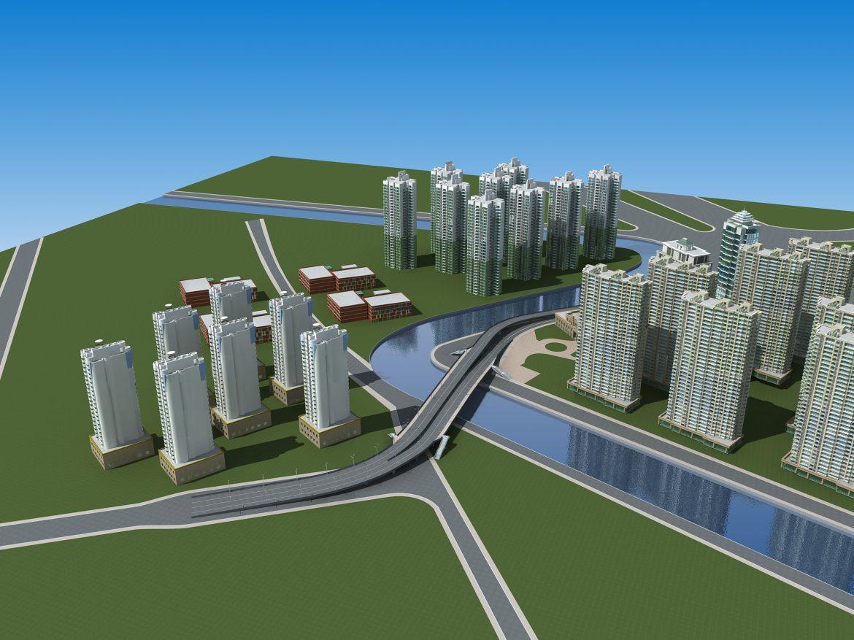 architecture 659 3d model 3ds max 146672