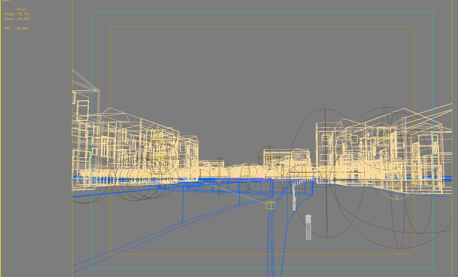 architecture 662 3d model 3ds max 146680