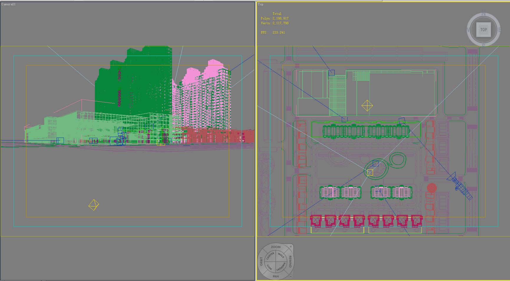 architecture 665 3d model 3ds max 146695