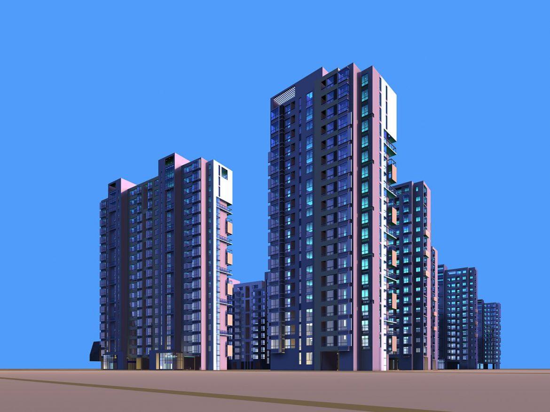 architecture 669 3d model 3ds max 146705