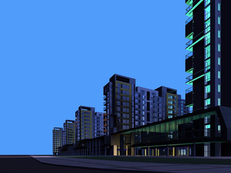 architecture 669 3d model 3ds max 146706
