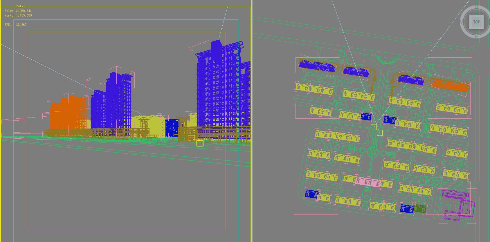 architecture 674 3d model 3ds max 146716