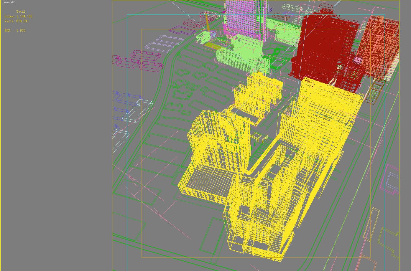 architecture 679 3d model 3ds max 146728