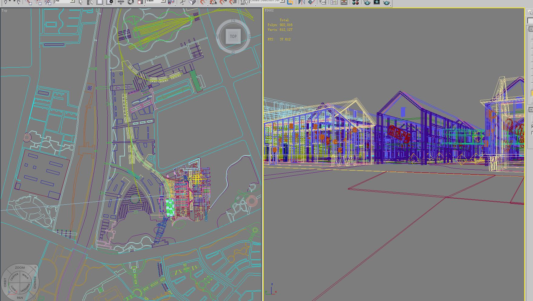 architecture 687 3d model 3ds max 146747
