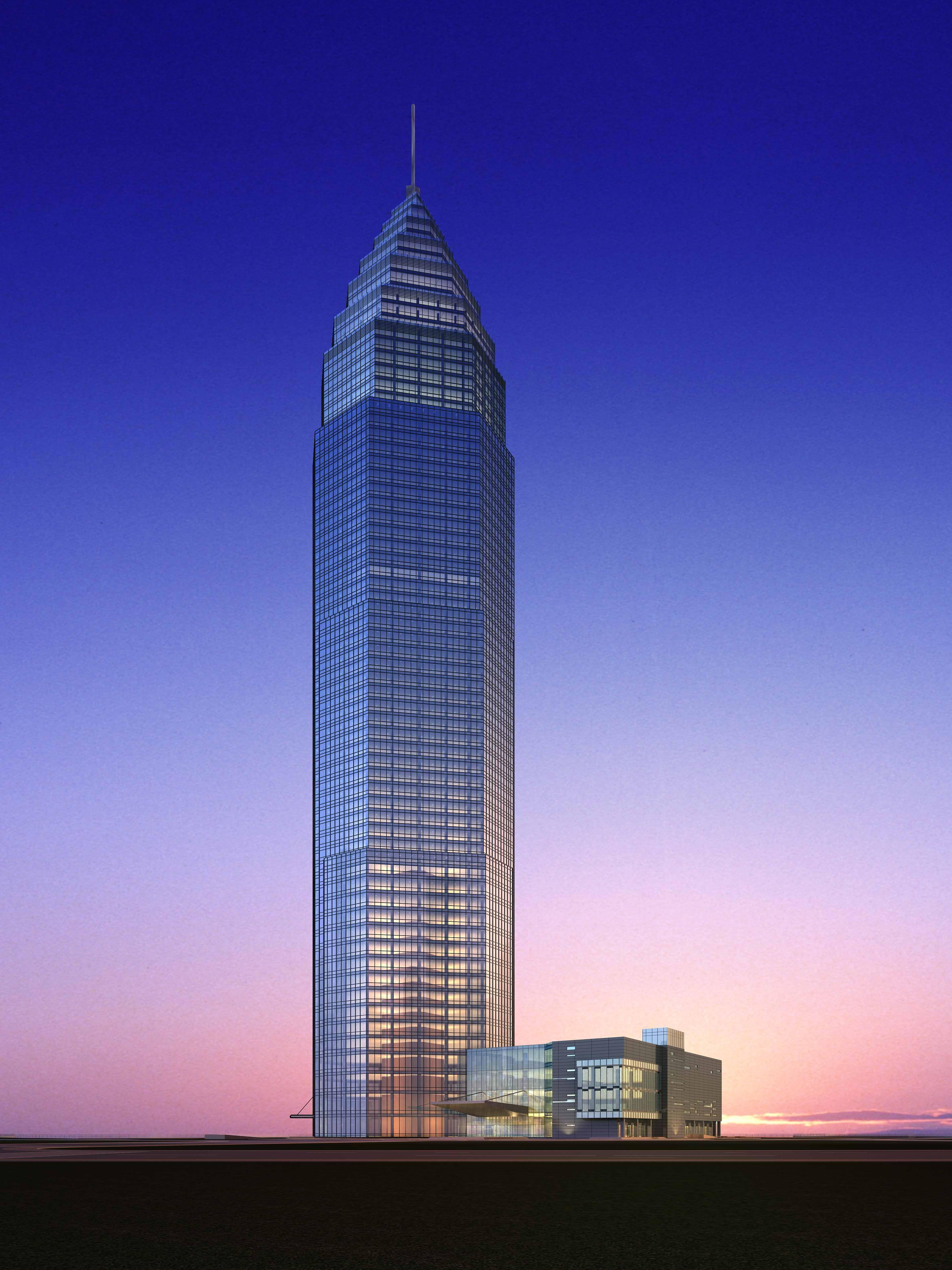 architecture 725 3d model max 146872