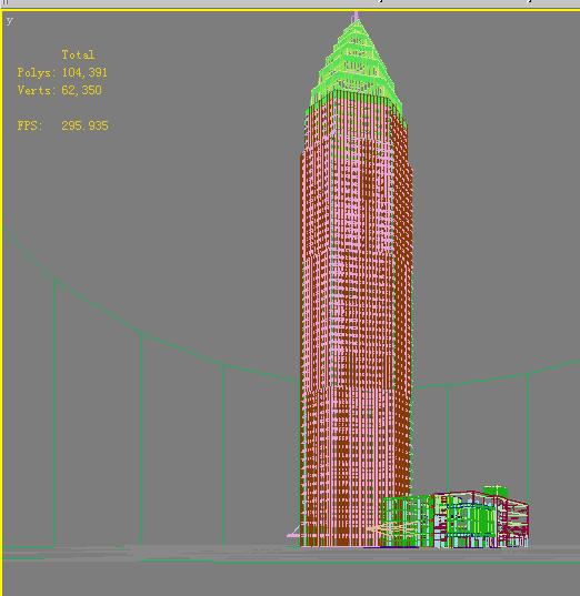 architecture 725 3d model max 146873