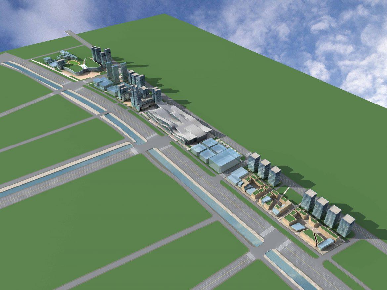 architecture 731 3d model max 146878