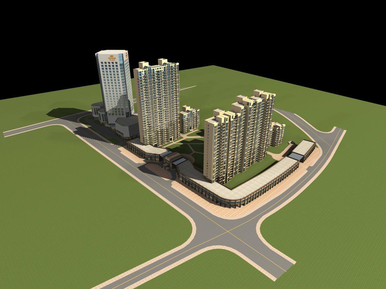 architecture 733 3d model max 146884
