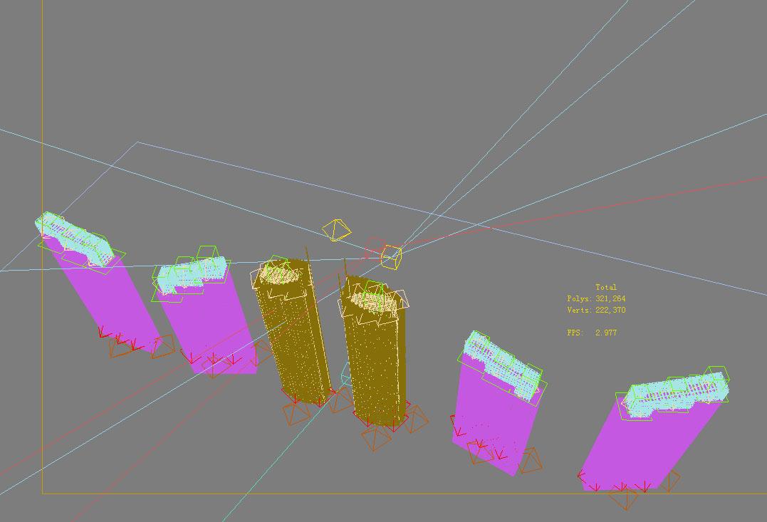 architecture 734 3d model max 146888