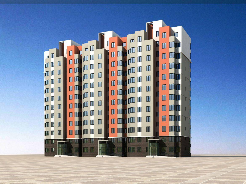 architecture 739 3d model max 146905