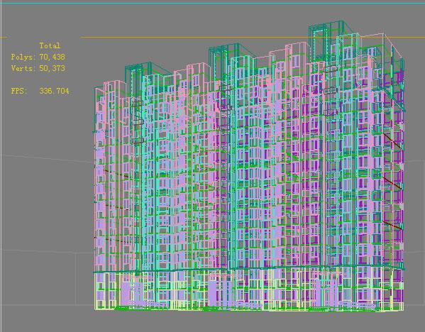 architecture 739 3d model max 146906
