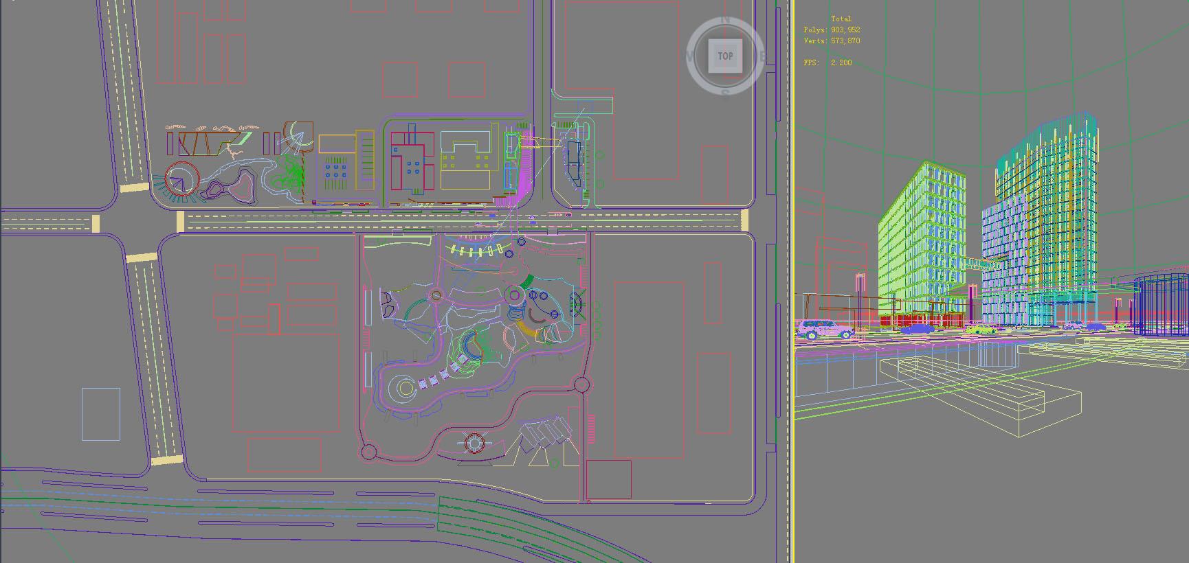 architecture 746 3d model max 146925