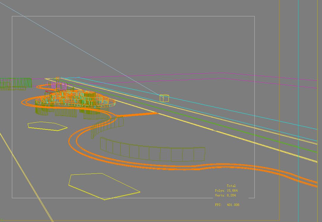 architecture 751 3d model max 146938