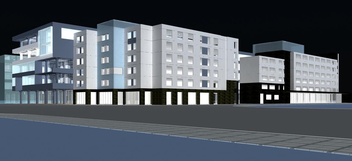architecture 753 3d model max 146941