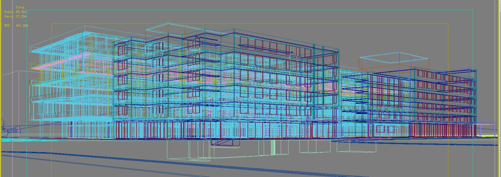 architecture 753 3d model max 146942