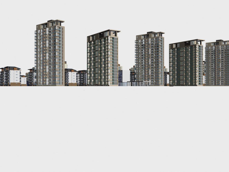architecture 754 3d model max 146943