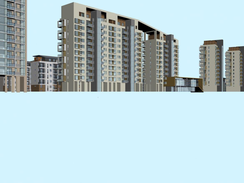 architecture 754 3d model max 146944