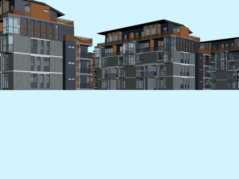 architecture 754 3d model max 146947