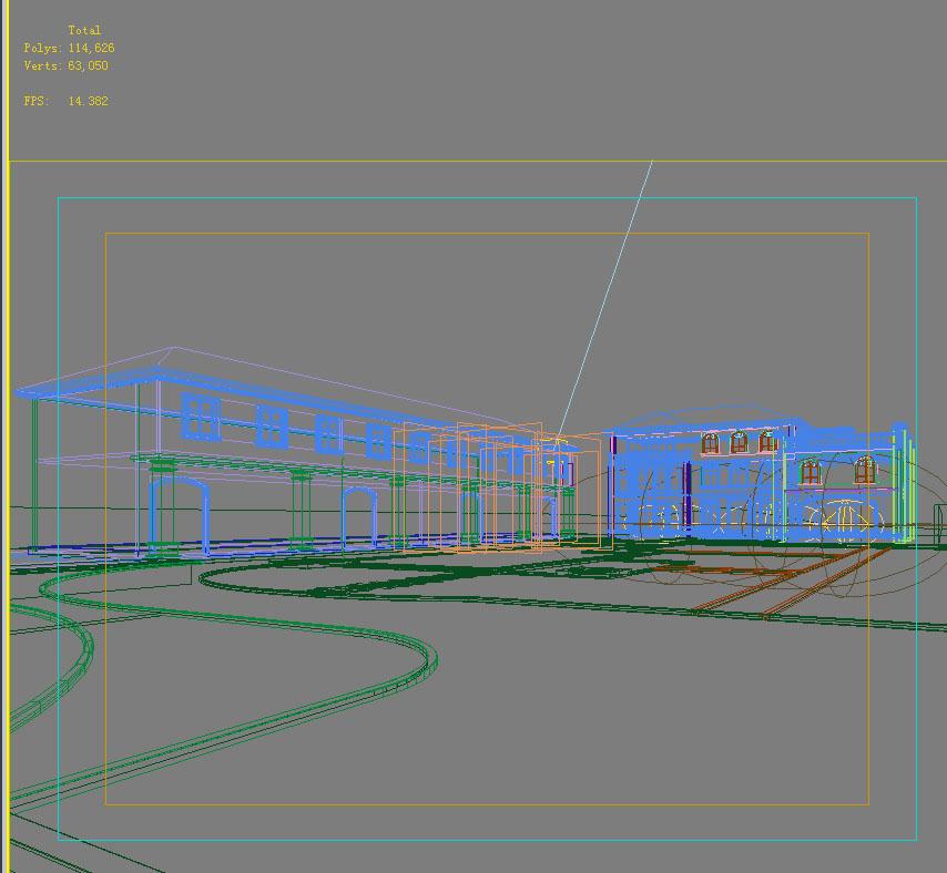 architecture 759 3d model max 146959