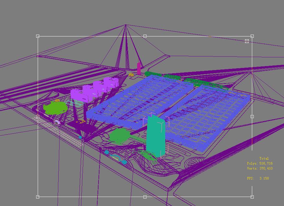 architecture 760 3d model max 146961