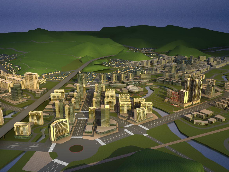 architecture 765 3d model max 146970