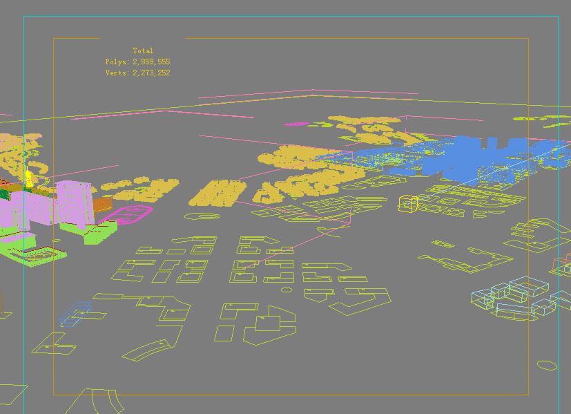 architecture 765 3d model max 146972