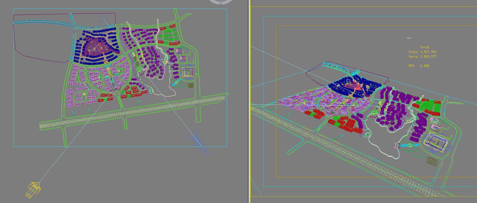 architecture 766 3d model max 146974