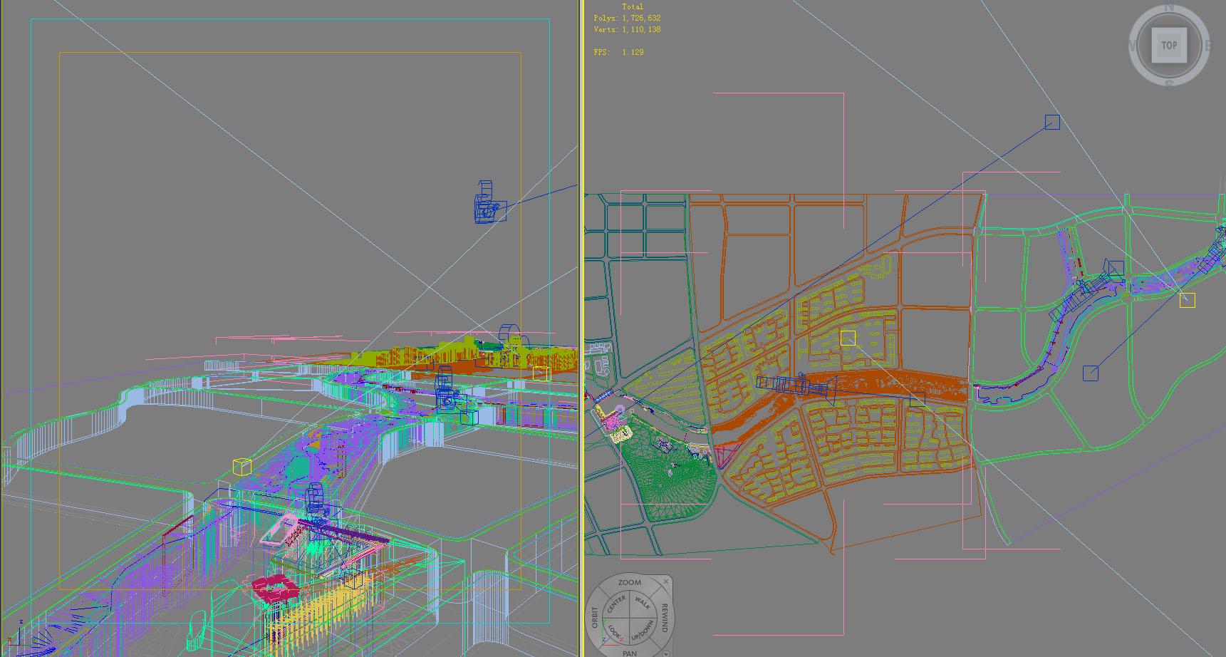 architecture 768 3d model max 146980