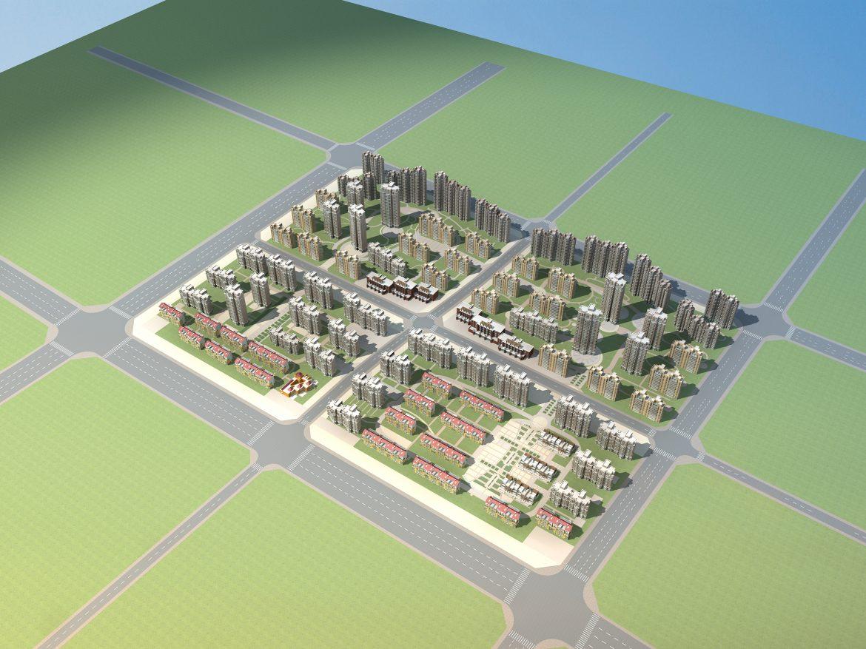 architecture 770 3d model max 146987