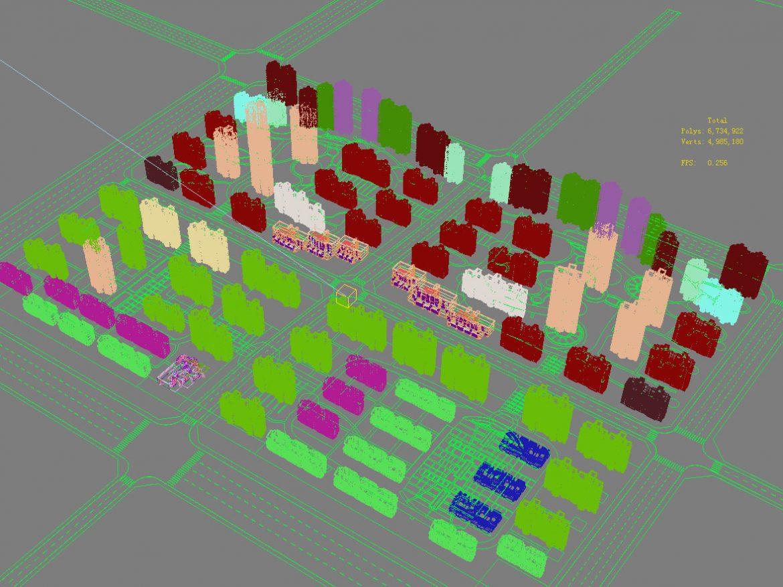 architecture 770 3d model max 146988
